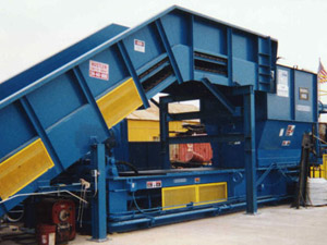 Baler Feed System