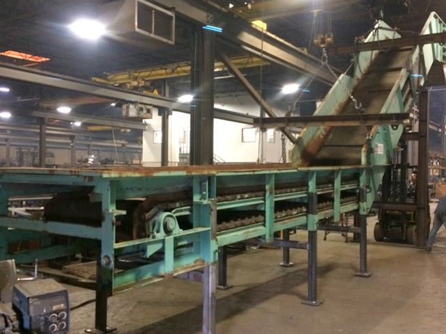 Used Equipment - Conveyors, Screens, Oscillators, & More